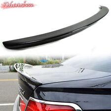 Carbon A Type Trunk Spoiler 7-Series BMW F01 / F02 Sedan 09-15 740i Alpina B7L