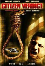 Citizen Verdict New DVD