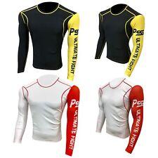 Prime Full Sleeve T- Shirt body armour compression Rashguard Tight Fit 806-807