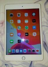 Apple iPad mini 4 128GB, Wi-Fi, 7.9in - Gold (CA)