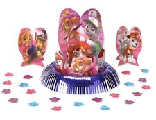 Paw Patrol 🐾 Decorating Kit Girl Party Supplies Table Centerpiece 23pc