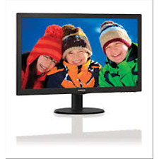 "MONITOR LED 19"" POLLICI PHILIPS 193V5LSB2 VGA WIDE 18,5"" POLLICI"