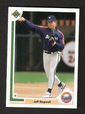 1991 Upper Deck JEFF BAGWELL ROOKIE #755 NM-MINT Baseball Houston Astros