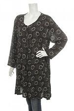THE MASAI CLOTHING COMPANY VISCOSE DRESS KLEID TUNIC  TUNIKA Size L