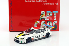 Genuine BMW M6 GTLM 1:18 Scale Art Car John Baldessai 80 43 2 447 953