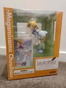 ALTER 35 leukothea First edition production collector card anime figure megachu