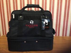 BRAND NEW..Taylor Bowls Bag.
