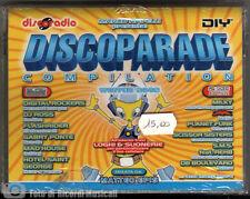 DISCOPARADE COMPILATION  WINTER 2002 **MC NUOVA SIGILLATA** MC DOPPIA