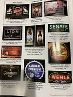 Beer MAG Features Prepro Virginia , Mitchell Texas &     lighted Glass Signs