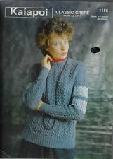 4a44884fea05 Knitting 4 Ply Contemporary Sweaters Patterns