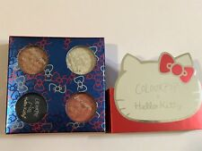 COLOURPOP SUPER SHOCK EYE SHADOW *FREE CP GIFT W PURCHASE* HELLO KITTY QUAD AUTH