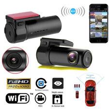 Mini WIFI Dash Cam HD 1080P Car DVR Camera Video Recorder Night Vision G-sensPDQ