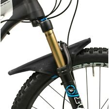 M Part MD1 Mountain Bike MTB Cycle Mudguard Black For 26 2.5 29 Inch Fork