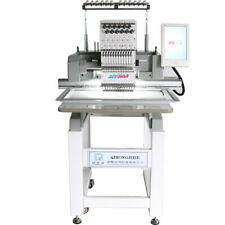 Embroidery machine with 12 needles - shipping worldwide