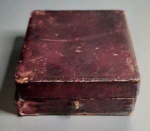 Etui - Box - für Taschenuhr