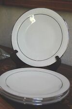 1 Vintage Franciscan Ware Fine China MOON GLOW Platinum Salad Plate/8 Available