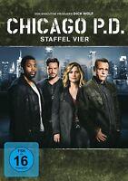 CHICAGO P.D.STAFFEL 4 - BEGHE,JASON/SEDA,JON/BUSH,SOPHIA/MARK TINKER  6 DVD NEU