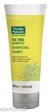 Thursday Plantation Australian Tea Tree SHAMPOO 200ml Aloe Vera/Chamomile