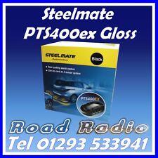 Steelmate PTS400ex Gloss Black 4 Eye Parking Sensors