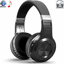 Bluedio Bluetooth Headphone Stereo Bass Over Ear Headset For Samsung S9 S8 S7 S6