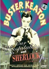 "NEW DVD Buster Keaton "" Our Hospitality "" Buster Keaton, Natalie Talmadge"