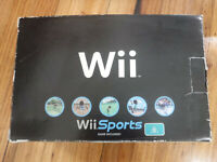 Nintendo Wii Sports Console *BOX ONLY*