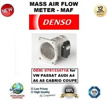 DENSO Misuratore Massa Aria SENSORE 078133471A PER VOLKSWAGEN VW PASSAT AUDI A4