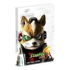 Star Fox Zero Collector's Edition Guide, Excellent Condition Book, Epstein, Jose