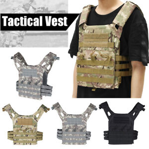 Taktische Militär Weste Armee Paintball Airsoft Kampf Angriff Angeln Combat Vest