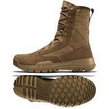 """Nike SFB 8"""" Leather 688974 220 Coyote/Coyote Special Field Men's Boots Sz 9"""
