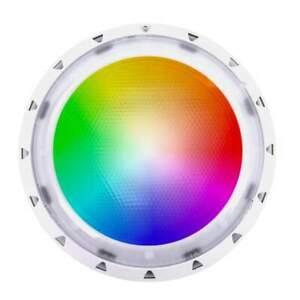 Spa Electrics LED Pool Light Retro GKRX MULTI LED White Rim