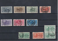 Italy 1932 Used Stamps  Ref: R7403