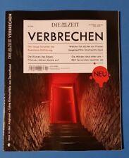 Die Zeit VERBRECHEN Nr.2 Dez./2018-Jan./2019  ungelesen 1A abs. TOP