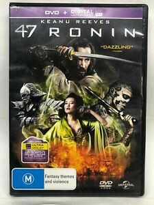 47 Ronin - DVD - AusPost with Tracking