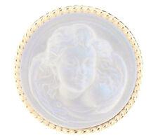 Kirks Folly Dream Angel Pin/Pendant-Goldtone