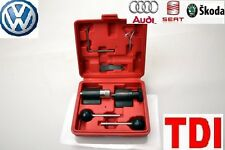 VW AUDI DIESEL ENGINE TIMING CRANK CAM LOCKING TOOLS 1.2 1.4 1.9 2.0 TDi PD set