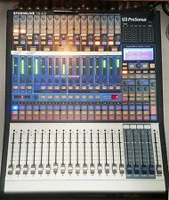 Presonus Studiolive 16.4.2 Digital Mixing Console Excellent Condition