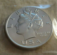 1999 NORFED Liberty Head 1 Troy Oz .999 Fine Silver Collectible PROOF Round Coin