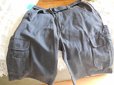 Camp and Campus Cargo Shorts BOYS SIZE 12 BRAND NEW WITH TAG