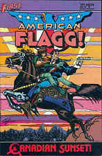 American Flagg! # 15 (Howard Chaykin) (USA, 1984)