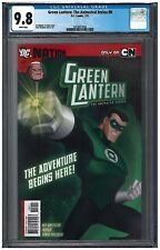 GREEN LANTERN: THE ANIMATED SERIES #0 CGC 9.8 (1/12) DC Comics white pages