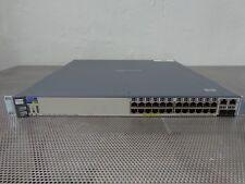 HP ProCurve 2626-PWR J8164A Network 24x RJ-45 Ethernet Ports 1U Rack Mountable