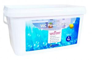 AQUA CLEAN WC Power Pulver 5 kg Neu mit Langzeitfrischeduft