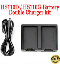 HS110D/HS110G Genuine Drone battery Double charger Kits Holy Stone   Set Part