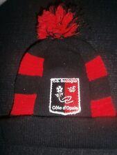 BOULOGNE Fc Bobble Hat   100% Authentique   RRP £ 45   très rare années 80 Casuals