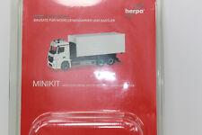 Herpa 013611 MiniKit Mercedes Benz Antos Wechsellader-LKW  1:87 H0 NEU OVP