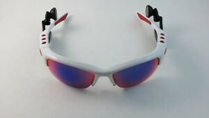 Oakley O Rokr Pro Bluetooth White Positive Red Iridium XL Iphone Siri Spotify