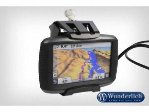 Wunderlich Extreme safety holder bracket GPS Garmin Zumo 590
