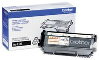 BROTHER Genuine OEM TN450 Toner High Yield TN-450 •FREE SHIPPING• New In Box