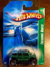 Hot Wheels 2008 Rockster Hummer Treasure Hunt